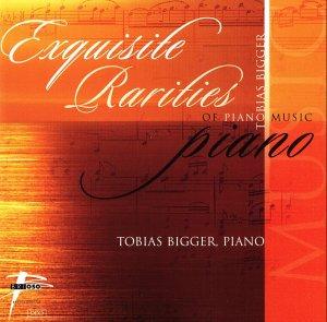 Exquisite Rarities Of Piano Music