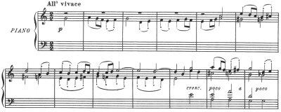 Bach=Saint-Saens/Fugue from Violin Sonata BWV 1005