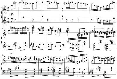Bach=Mustonen/ Gavotte