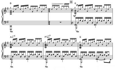 Matsutani/ Prelude from Bach's Cello Suite BWV 1007