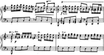Bach=Tulin/ Brandenburg Concerto No.1 BWV 1046 1st. mov.