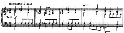 Bach=Tulin/ Brandenburg Concerto No.1 BWV 1046 4th. mov.