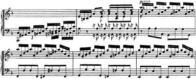 Bach/ Concerto d-moll BWV 1052