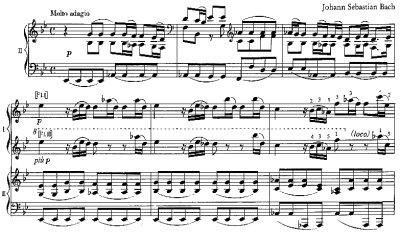 Bach=Kurtag/ Sonatina from Cantata No.106 BWV 106
