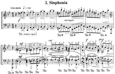 Bach=Stancic/Prelude from Cantata BWV 18 'Gleich wie der Regen und Schnee vom Himmel fällt'
