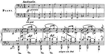 Bach=Catoire/ Passacaglia c-moll BWV 582