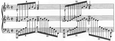 Bach=Sorabji/ Prelude BWV 815a
