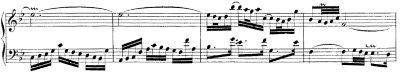 Bach/ Sarabande from Partita No.1 BWV 825 (Original)