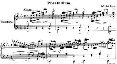 Bach=Franz/ Prelude from Suite c-moll BWV997